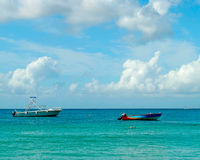 Boats in Grenada Stock Photo