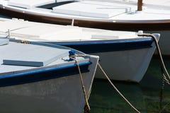 Boats at Harbor Stock Photos