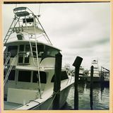 Boats in harbor, Destin, Florida Stock Photo