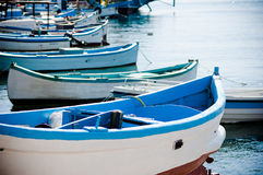 Boats in harbour Royalty Free Stock Image