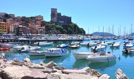 Boats in Italy Stock Photos