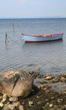 Boats landscape sea Stock Photography
