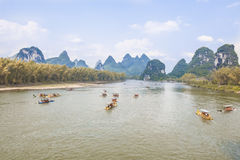 Li River China Stock Photo