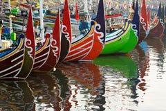 boats many Στοκ Εικόνες