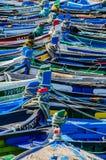 boats many Στοκ εικόνες με δικαίωμα ελεύθερης χρήσης