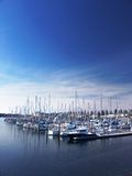 Boats at Marina Royalty Free Stock Image
