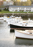 Boats in marina. Stock Image