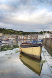 Boats at Mevagissey Stock Photos