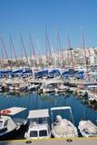 The Zea Marina at Piraeus, Athens Stock Photos