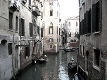 Free Boats On Venice Canal Royalty Free Stock Image - 11318296