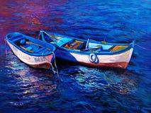 Boats vector illustration