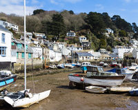 Polperro Cornwall Royalty Free Stock Image