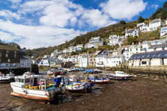 Polperro Cornwall Royalty Free Stock Images