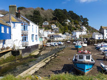 Polperro Cornwall Stock Photos