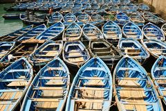 Boats port Royalty Free Stock Image