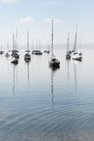 Boats at Rest Royalty Free Stock Images