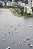 Boats in Rio de Janeiro Stock Image