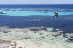 Boats at Rottnest Island, Western Australia, Australia stock photos