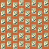 Boats seamless pattern stock photography