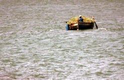 Boats & Ships in Peru. Fishing fisherman Royalty Free Stock Photos