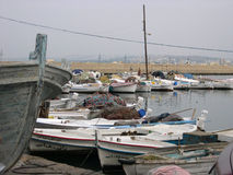 Boats, Syria Royalty Free Stock Photo