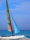 Boats Of Varadero Cuba Stock Images