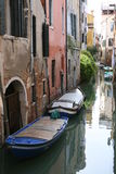 Boats in Venice Stock Photography