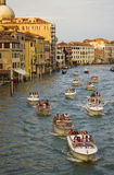 Boats in Venice Stock Photo