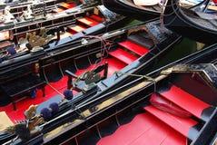Boats in Venice, Italy royalty free stock photo