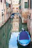 Boats in Venice, Italy. Stock Images
