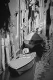 Boats in Venice, Italy Stock Photos