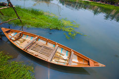 Boats in Vietnam Royalty Free Stock Photo