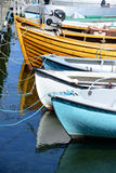Boats in the water Royalty Free Stock Image