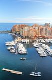 Boats and yachts in Monaco Stock Photography
