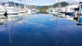 Boats at Yorkeys Knob Marina 11 Stock Images