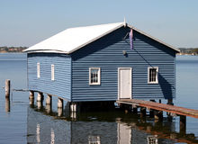 Boatshed II Royalty Free Stock Photography
