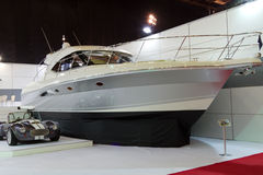Boatshow Stock Photo