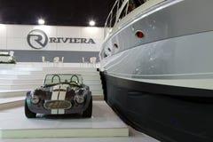 Boatshow Stock Image