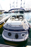 第32国际伊斯坦布尔Boatshow 免版税库存图片