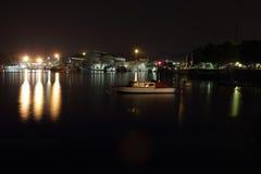 Boatyard Arona Στοκ εικόνες με δικαίωμα ελεύθερης χρήσης