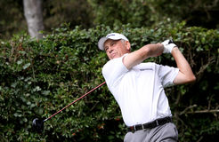 Bob Cameron at Cannes-Mougins Seniors Masters Stock Photography