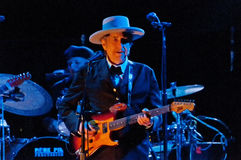 Bob Dylan Stock Photography
