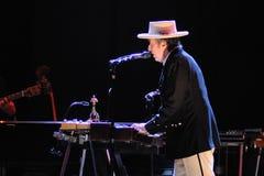 Bob Dylan performs at FIB Stock Photo