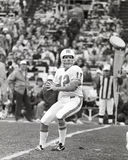 Bob Griese. Miami Dolphins QB Bob Griese, #12.  (Image taken from B&W negative Stock Photos
