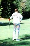 Bob Hope играет гольф Стоковая Фотография