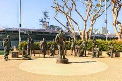 Bob Hope Memorial Display Imagen de archivo