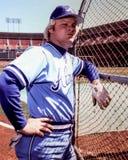 Bob Horner, Atlanta Braves fotos de archivo