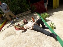 Bob Marley, εννέα μίλια στοκ φωτογραφίες με δικαίωμα ελεύθερης χρήσης