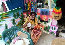 Bob Marley Imagens de Stock