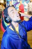 Bob Marley bij Mevrouw Tussaud s royalty-vrije stock afbeelding